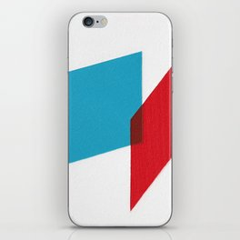 Anaglyph iPhone Skin