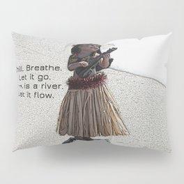 Wolfen Hula Babe Pillow Sham