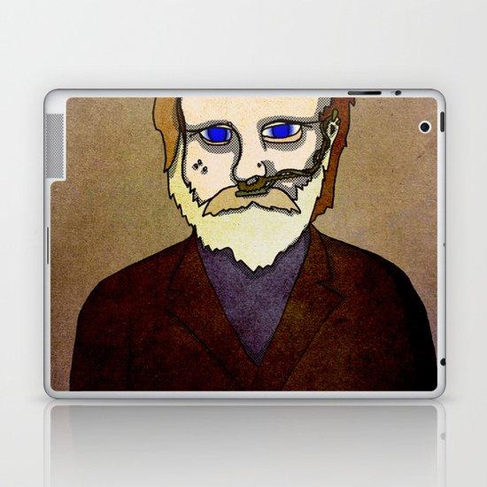 Prophets of Fiction - Frank Herbert /Dune Laptop & iPad Skin