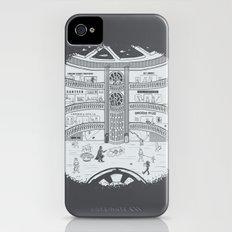 Darth Mall Slim Case iPhone (4, 4s)