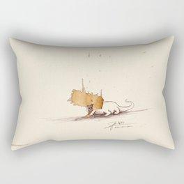 #coffeemonsters 470 Rectangular Pillow