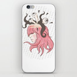 The Inner Workings of My Mind iPhone Skin