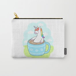 Unicorn Coffee Carry-All Pouch
