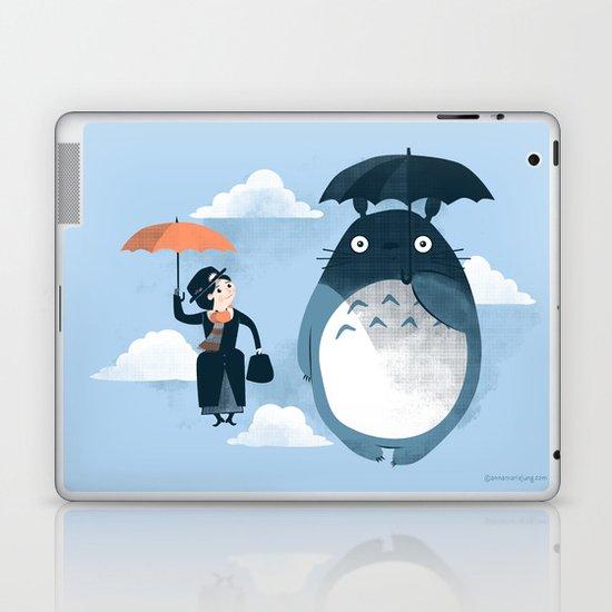The Perfect Neighbor Laptop & iPad Skin