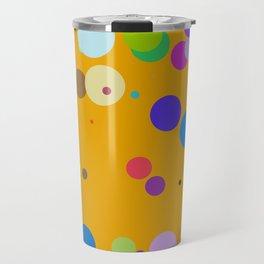 Circles #5 - 03102017 Travel Mug