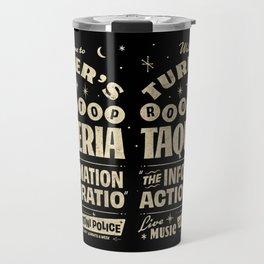 Turner's Rooftop Taqueria - Alt Travel Mug