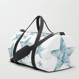 Frosted Star Duffle Bag