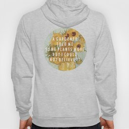 Hunting for Sunflowers Hoody