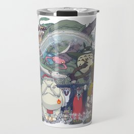 Monsters of the King II Travel Mug