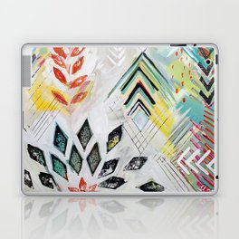 """Holocene"" Original Painting by Flora Bowley Laptop & iPad Skin"