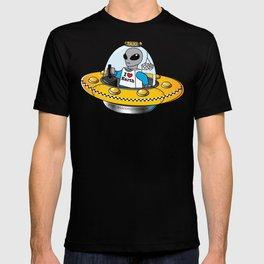 Alien Taxi T-shirt