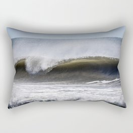 Shore Break Rectangular Pillow