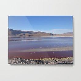 Salar de Uyuni, Bolivian Salt Flats 2 Metal Print