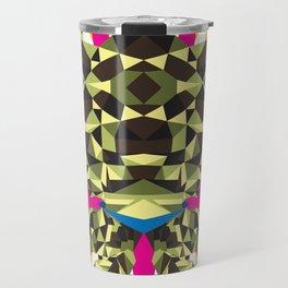 Mozaic Series Monkey Travel Mug
