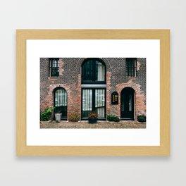 Centrum - Amsterdam, The Netherlands - #8 Framed Art Print