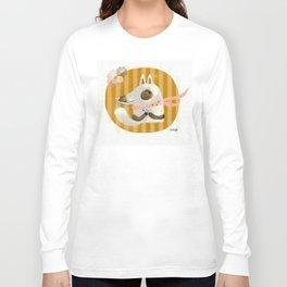 Pooka Portrait Long Sleeve T-shirt