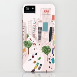 Shibuya 109 iPhone Case
