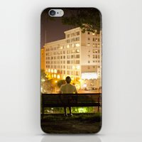 500 days of summer iPhone & iPod Skins featuring 500 Days of Summer by Kevin Clark