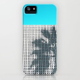 Parker Palm Springs with Palm Tree Shadow iPhone Case