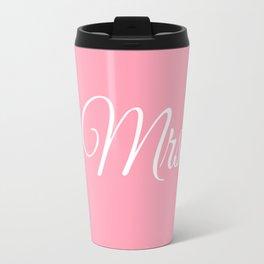 Mrs Travel Mug