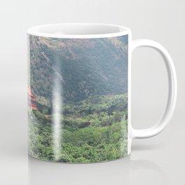 Passage To Tian Tan Coffee Mug