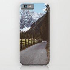 Let's hike together iPhone 6s Slim Case