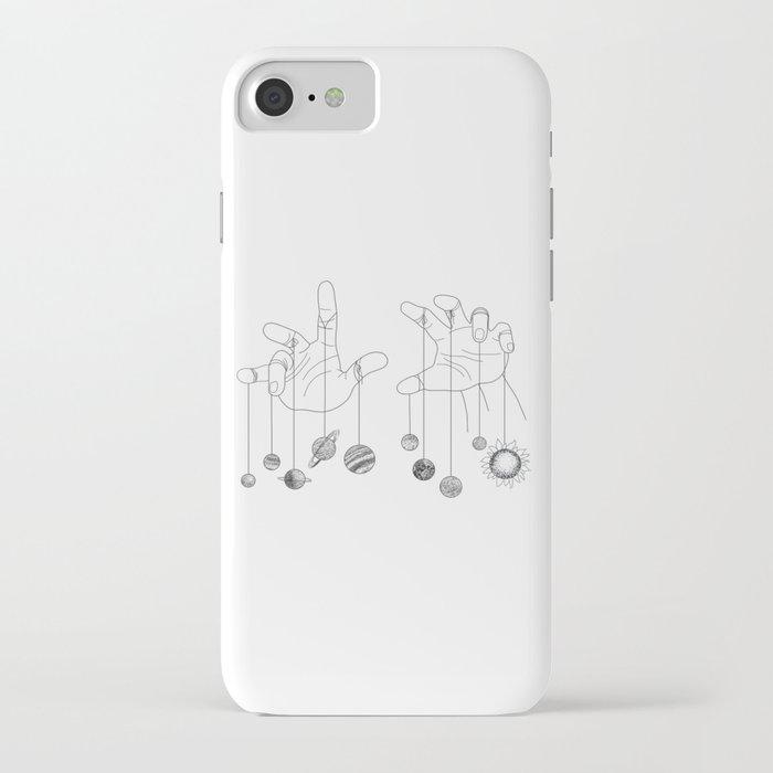 Solar System II iPhone Case
