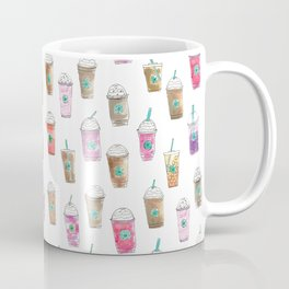 Coffee Cup Party in Marshmallow Coffee Mug