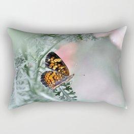 Butterfly Flutter Rectangular Pillow