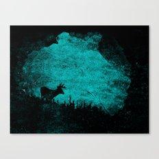 Patronus in a Dream Canvas Print