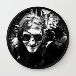 The Madman Wall Clock