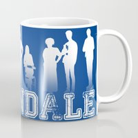 community Mugs featuring Community - Greendale Community College by Jackdoc