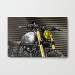BratStyle Triumph Macco Metal Print