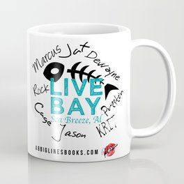 Live Bay Sea Breeze, AL Coffee Mug