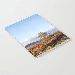 Barossa Valley Autumn Sunshine Notebook