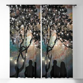 Date Night Romance Blackout Curtain