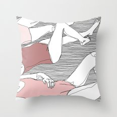 Sisterhood Throw Pillow