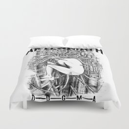 Believe the Dogma - Aftermath Duvet Cover