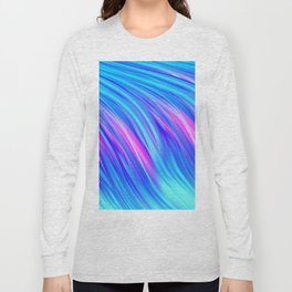 Waterfall,  abstract Long Sleeve T-shirt