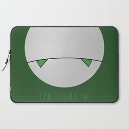 I ache, therefore I am Laptop Sleeve