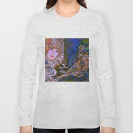 RAVENS #society6 #decor #buyart Long Sleeve T-shirt