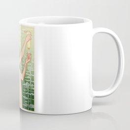Belle Epoque vintage poster, drink Coffee Mug