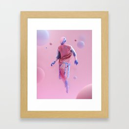 Deliverance - CATELLOO x AEFORIA Framed Art Print