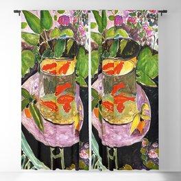Henri Matisse Goldfish 1911 Blackout Curtain
