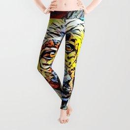 Color Kick - Chimp Leggings
