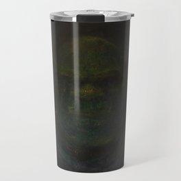 Shrek (oil on canvas) Travel Mug