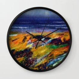 La mer 2021 Wall Clock