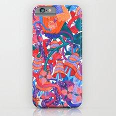 Flower Village Slim Case iPhone 6s