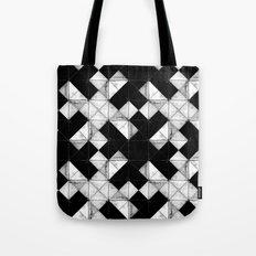 Marbled tile Tote Bag