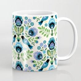 Polish Folk Birds Coffee Mug